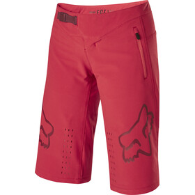 Fox Defend Bas de cyclisme Femme, rio red